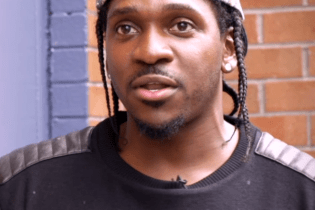 "Pusha T Talks About Collaborating with Kendrick Lamar on ""Nosetalgia"""