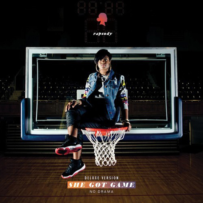 Rapsody featuring Chance The Rapper & Big K.R.I.T. - Lonely Thoughts (Remix)