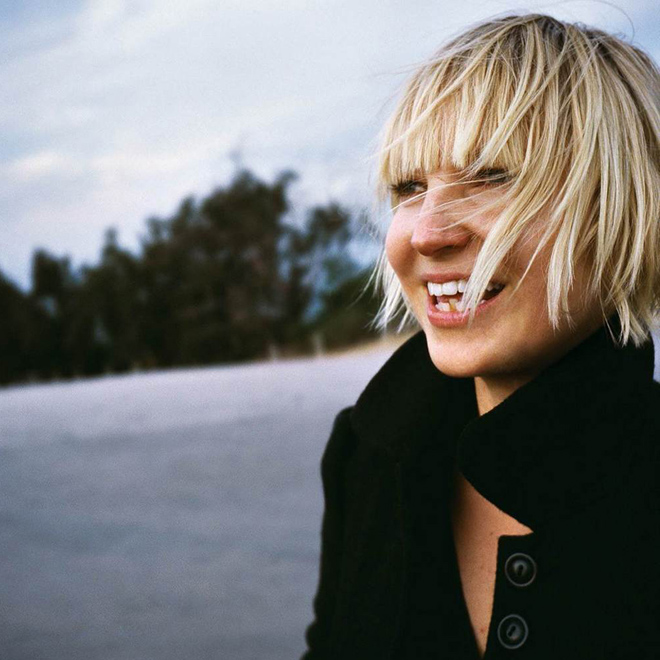 Sia featuring The Weeknd & Diplo – Elastic Heart