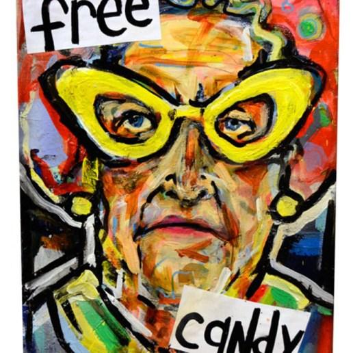 Sunny & Gabe - Free Candy (Album)