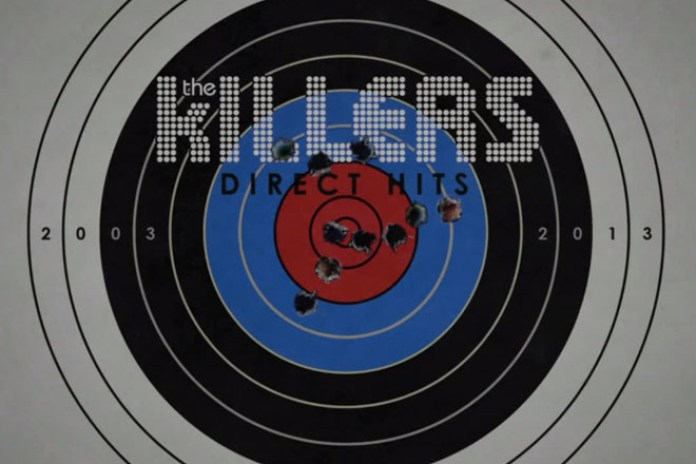 The Killers - Shot At The Night (Produced by M83)