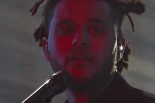 The Weeknd - Pretty (Live on Kimmel)