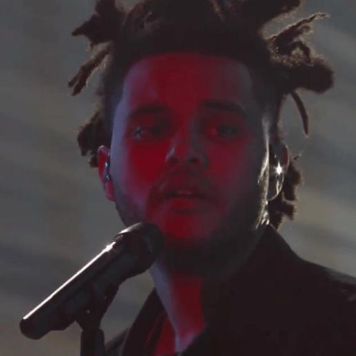 The Weeknd - Pretty (Live on Kimmel)