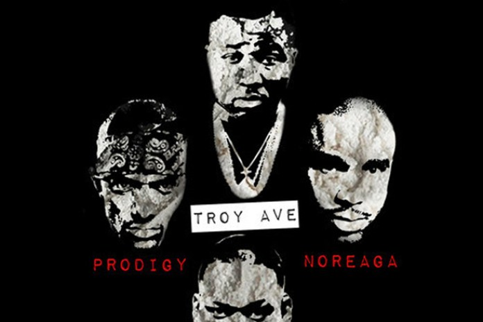 Troy Ave featuring Raekwon, N.O.R.E. & Prodigy - New York City