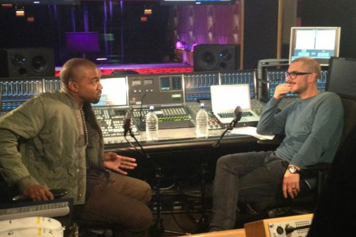 Zane Lowe to Interview Kanye West Next Week