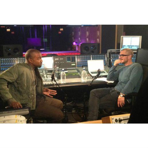Zane Lowe to Interview Kanye West Next Week