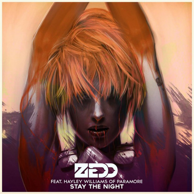 Zedd featuring Hayley Williams – Stay the Night (Original Mix)