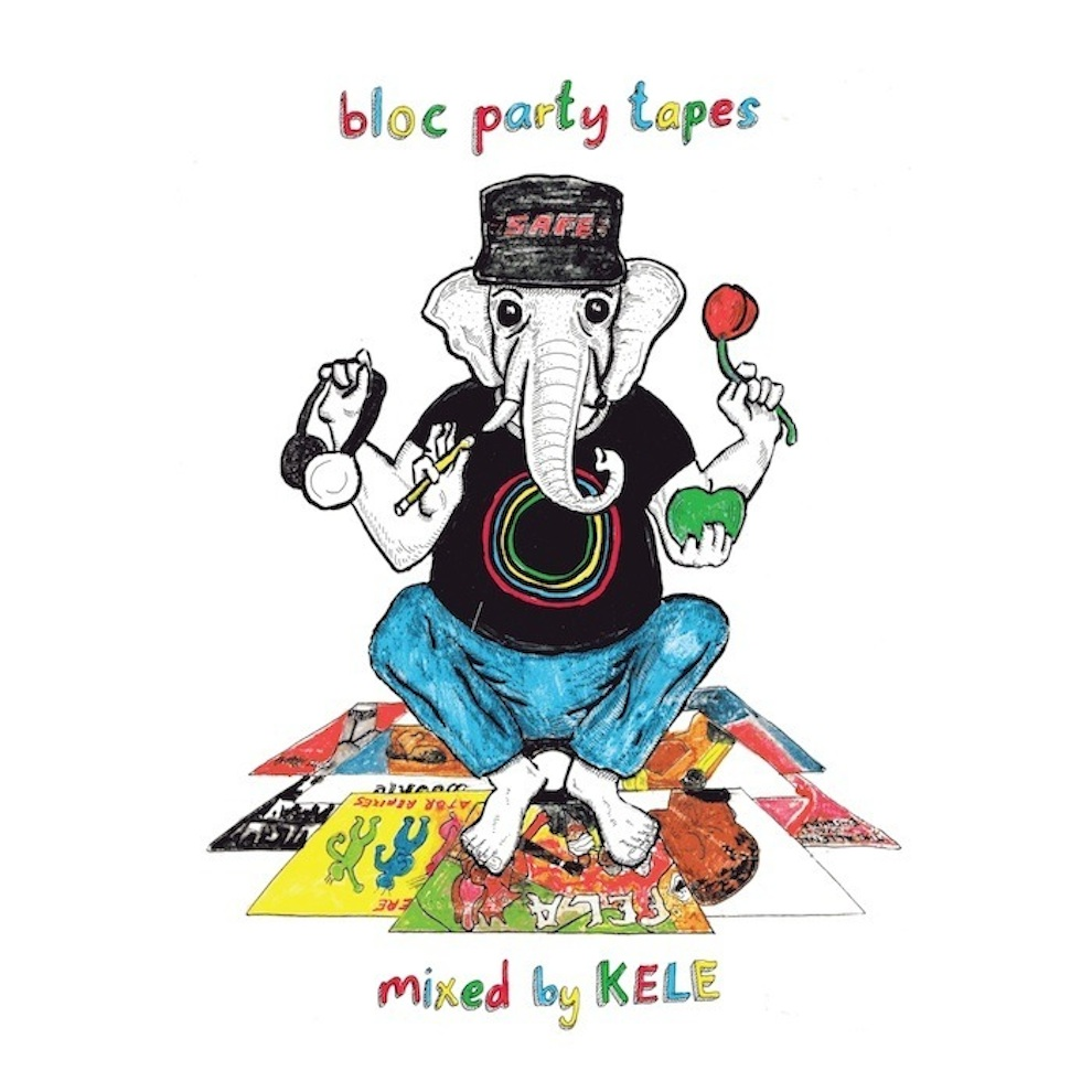Bloc Party Tapes - 20 Minute Preview (Mixed by Kele)