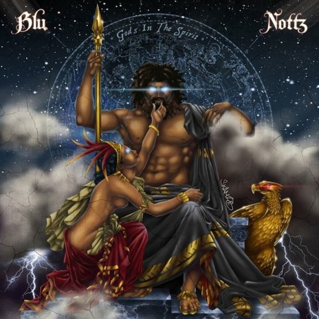 Blu & Nottz - Gods In The Spirit (Full EP Stream)