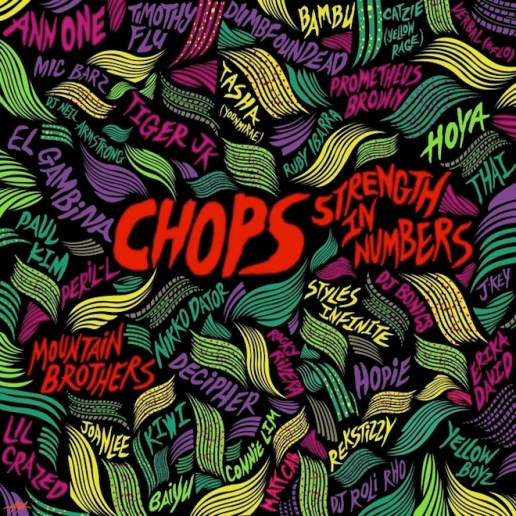 HYPETRAK Premiere: Chops and DJ Neil Armstrong featuring Kiwi, Ruby Ibarra, Ann One - Revolution