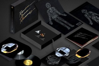 Daft Punk's 'Random Access Memories' Now Available in Deluxe Box Set