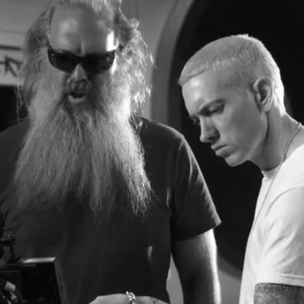 Eminem - Berzerk Explained: Behind The Scenes (Part 1)