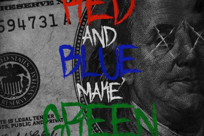 Game & Nipsey Hussle – Red And Blue Make Green (Mixtape)