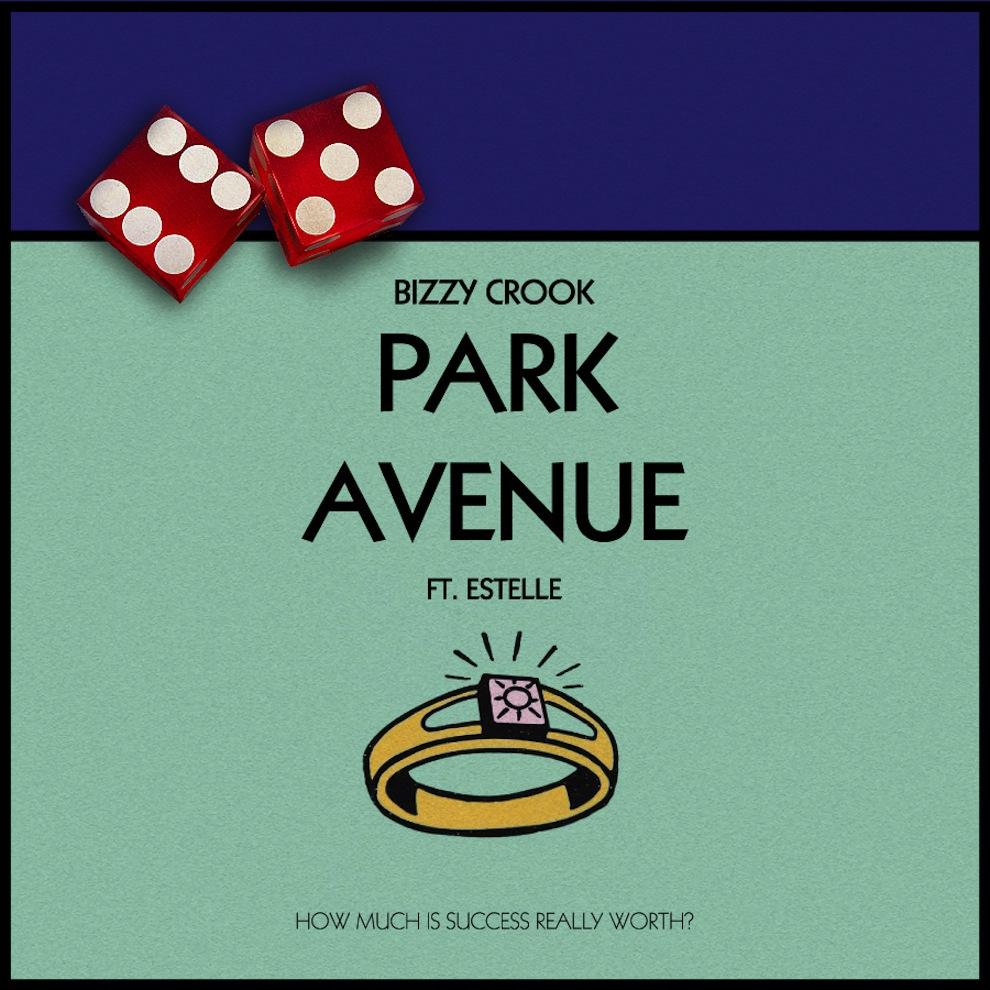 HYPETRAK Premiere: Bizzy Crook featuring Estelle - Park Avenue
