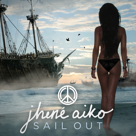 Jhené Aiko - Sail Out (Album Art & Tracklist)