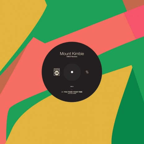 Mount Kimbie featuring King Krule - You Took Your Time (Lee Gamble Remix)