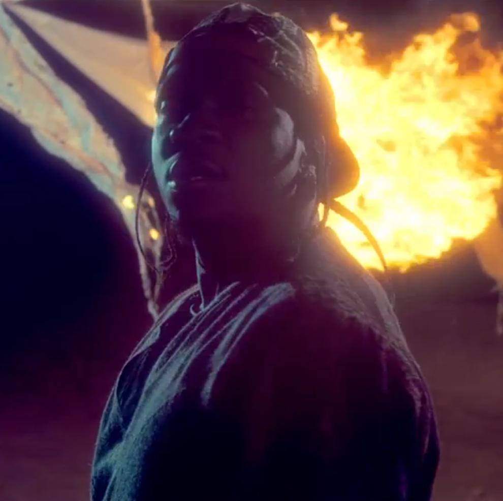 Pusha T featuring Chris Brown - Sweet Serenade