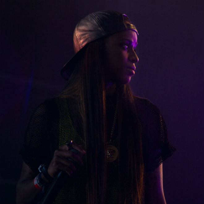 Angel Haze – Echelon (Jagwar Ma Remix)