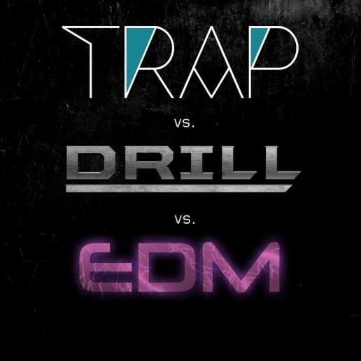 araabMUZIK - Trap vs. Drill vs. EDM (Full Album Stream)