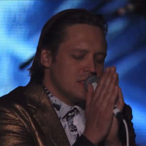 Arcade Fire - Afterlife & Flashbulb Eyes (Jimmy Kimmel Live)