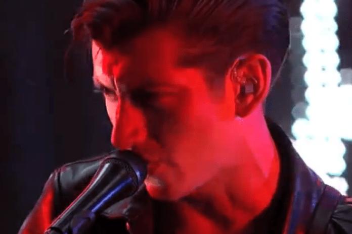 Arctic Monkeys - Do I Wanna Know & R U Mine (Jimmy Kimmel Live)