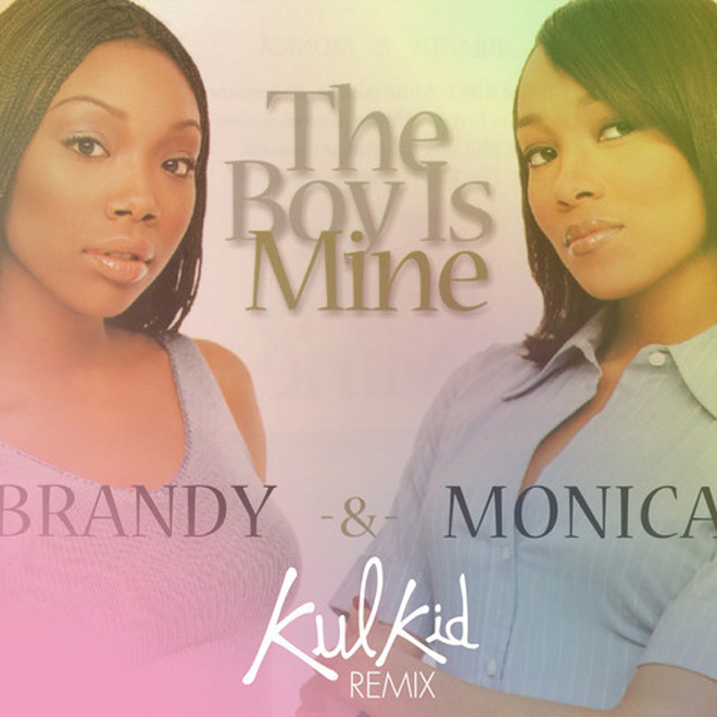 Brandy & Monica - The Boy Is Mine (Kulkid Remix)