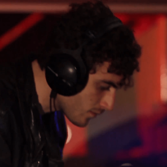 DARKSIDE – Freak, Go Home (Maida Vale Session)
