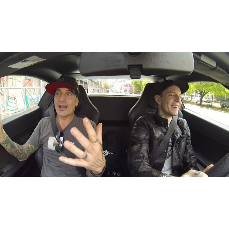deadmau5 & Tommy Lee Discuss Being Banned from Coachella