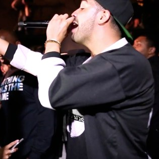 Drake's 'NWTS' ALIFE Sessions (Shot by 13thWitness)