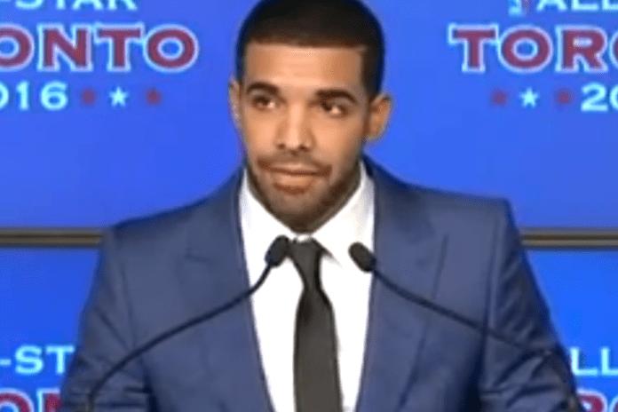 Drake Named Toronto Raptors Global Ambassador