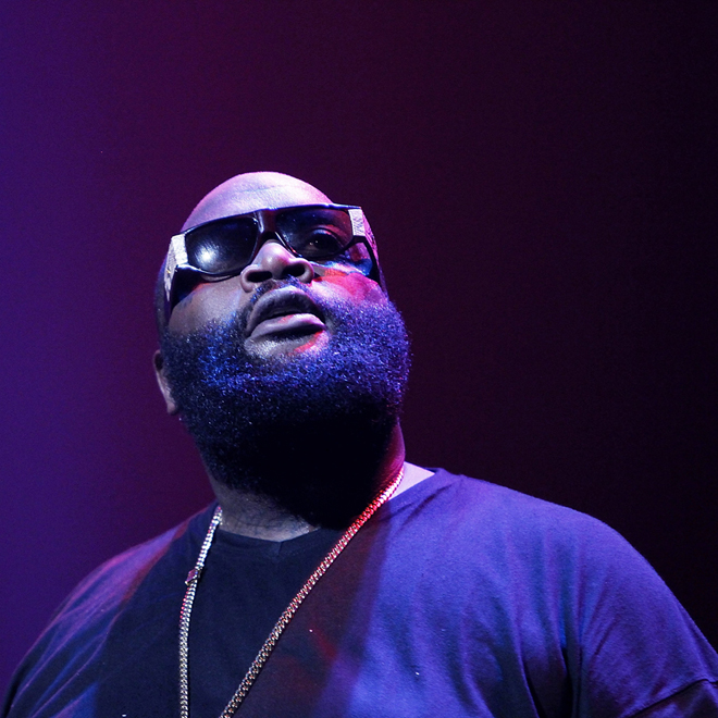 Drake featuring Rick Ross - Hold On, We're Going Home (MMG Remix)