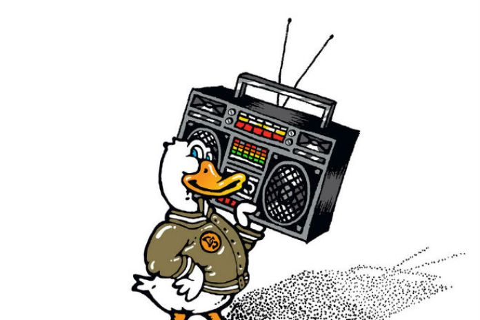 Duck Sauce – Radio Stereo