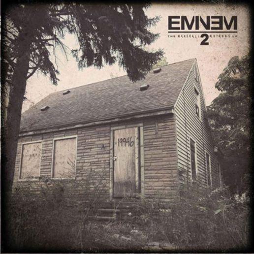 Eminem – Marshall Mathers LP 2 (Tracklist)