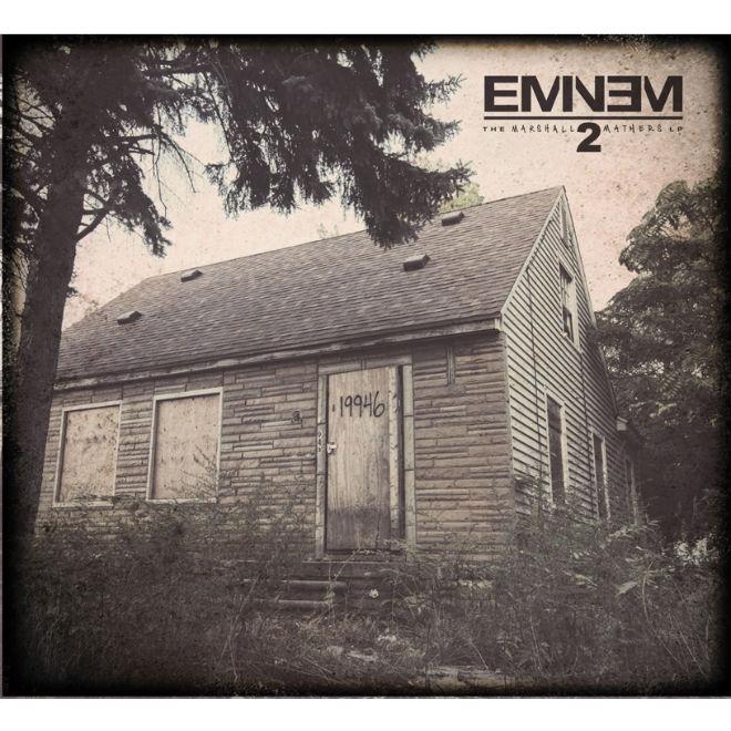 Eminem Reveals New Details on 'MMLP2'