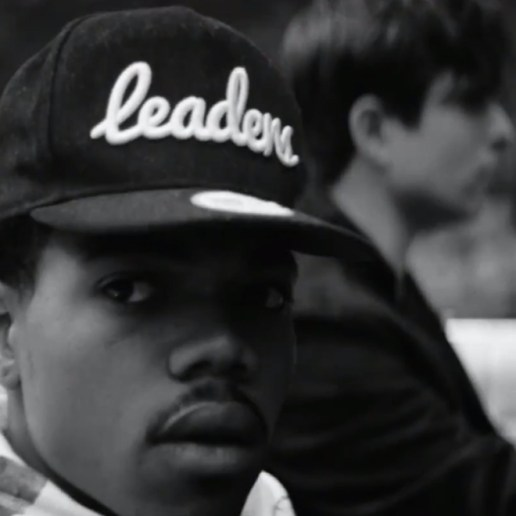 James Blake featuring Chance The Rapper - Life Round Here (Remix)