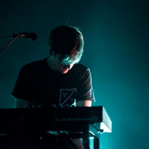 James Blake Wins Prestigious Mercury Prize