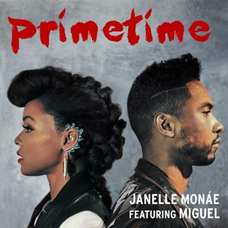 Janelle Monae featuring Miguel - Primetime