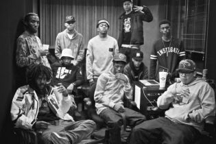 Joey Bada$$ and Pro Era Cypher