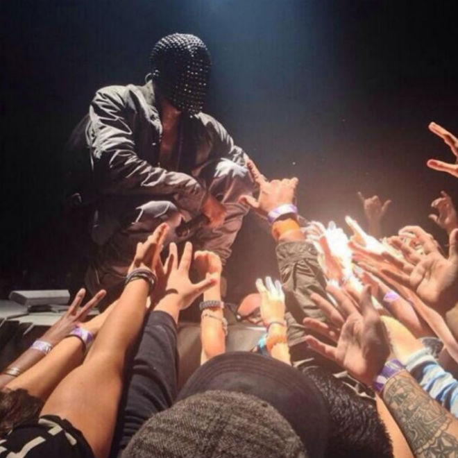 Kanye West's Vancouver  'Yeezus Tour'  Stop Postponed