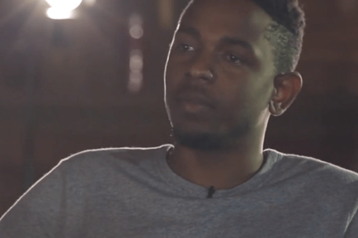 Kendrick Lamar Talks Motivation & Legacy in GRAMMY Interview