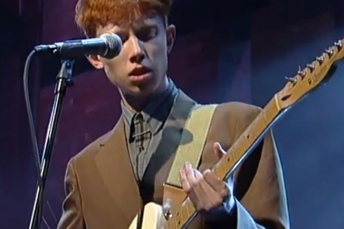 "King Krule Performs ""Easy Easy"" on Letterman"