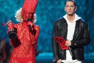 Lady Gaga & Eminem to Headline YouTube's First Music Awards Show