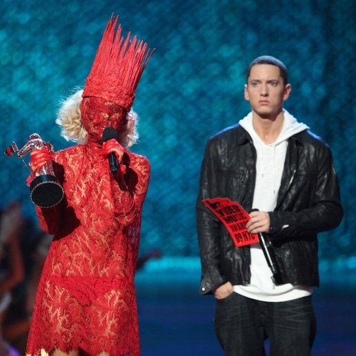 Lady Gaga & Eminem to Headline YouTube's First Music Awards Show