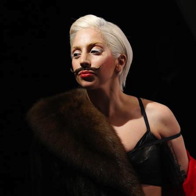 """Lady Gaga Peforms New """"Gypsy"""" Song"""