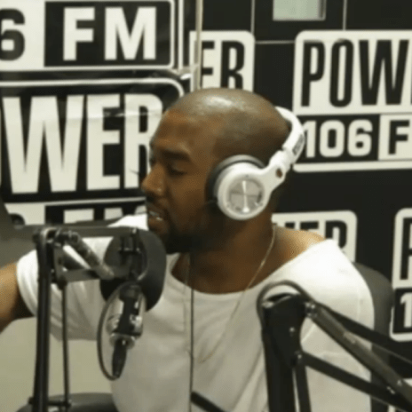 Kanye West Freestyles, Talks Wedding, Unreleased 'Yeezus' Songs and More with Power 106
