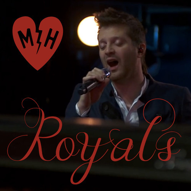 Mayer Hawthorne – Royals (Lorde Cover)