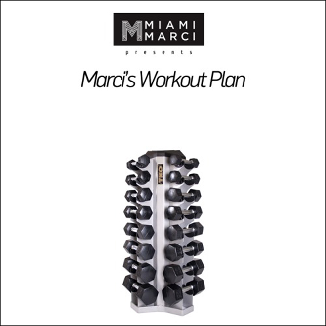 Miami Marci - Marci's Workout Plan (Mix)