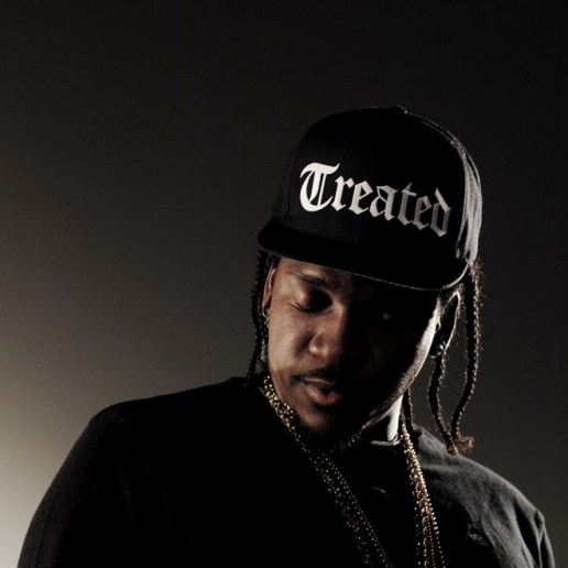 Pusha T featuring Tyler, the Creator – Trouble On My Mind (Rustie Remix)