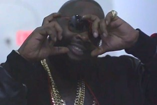 Rick Ross - Hold On, We're Going Home (MMG Remix)