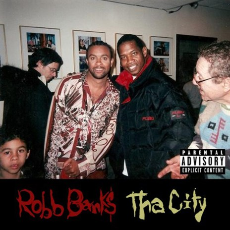 Robb Bank$ - Tha City (Mixtape)